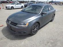 2013 Volkswagen Jetta **DIESEL** HIGHLINE MANUAL W/TECH PKG
