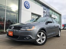 2014 Volkswagen Jetta Diesel. Low Km's Sunroof
