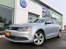 2014 Volkswagen Jetta 1.8T Comfortline  No Accidents
