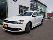2014 Volkswagen Jetta **DIESEL** COMFORTLINE W/SUNROOF