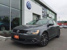 2014 Volkswagen Jetta **DIESEL** HIGHLINE DSG W/SUNROOF