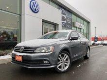 2015 Volkswagen Jetta TDI diesel, loaded