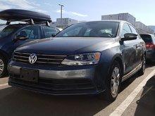 2015 Volkswagen Jetta TRENDLINE+ 1.8T MANUAL