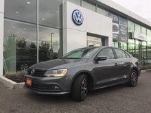 2015 Volkswagen Jetta **DIESEL** TRENDLINE+ W/SUNROOF