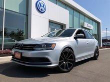 2016 Volkswagen Jetta JETTA