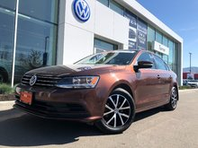2016 Volkswagen Jetta Comfortline 1.4T W/Sunroof and No Accidents!