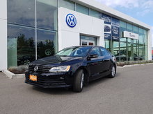 2016 Volkswagen Jetta TRENDLINE PLUS MANUAL W/SUNROOF