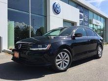 2017 Volkswagen Jetta WOLFSBURG EDITION 1.4T W/ SUNROOF