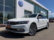 2016 Volkswagen Passat Execline 3.6L W/Nav