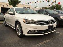 2017 Volkswagen Passat COMFORTLINE