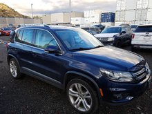 2012 Volkswagen Tiguan Highline 4-Motion all wheel drive