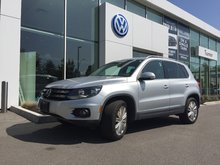 2013 Volkswagen Tiguan HIGHLINE 4MOTION W/NAVIGATION