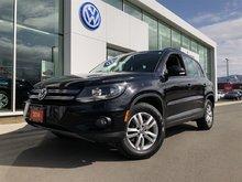 2014 Volkswagen Tiguan Trenline 4 MOTION