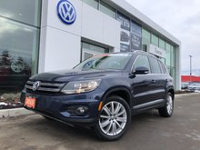 2014 Volkswagen Tiguan Loaded, 4-Motion All Wheel Drive