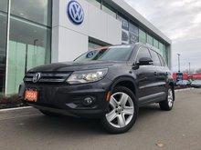 2016 Volkswagen Tiguan 4-Motion all wheel drive
