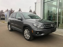 2016 Volkswagen Tiguan Loaded, 4-Motion AWD