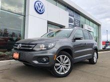 2016 Volkswagen Tiguan Loaded, 4-Motion AWD