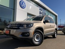2016 Volkswagen Tiguan Special Edition W/Navigation and Sunroof