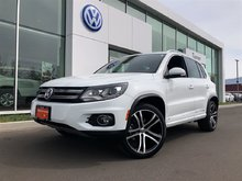 2017 Volkswagen Tiguan HIGHLINE 2.0 TSI 200HP 6SP AUTO W/TIPTRONIC4MOTION