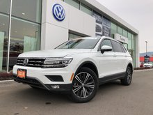 2018 Volkswagen Tiguan Highline 4motion