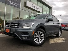 2018 Volkswagen Tiguan Well Equipped, All Wheel Drive, Certified