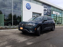 2018 Volkswagen Tiguan HIGHLINE 4MOTION W/ SUNROOF