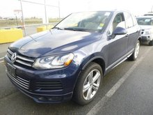 2014 Volkswagen Touareg Diesel all wheel drive