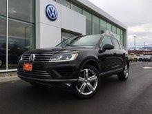 2017 Volkswagen Touareg Execline 3.6L