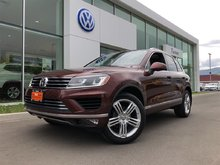 2017 Volkswagen Touareg 3.6L WOB EDITION 8-SPD AUTO W/TIP 4MOTION