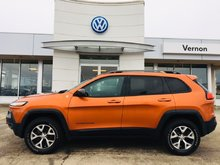 2015 Jeep Cherokee Trailhawk with WARRANTY