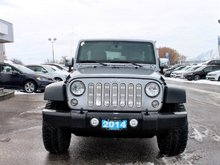 2014 Jeep Wrangler Unlimited Sport WITH WARRANTY