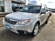 2009 Subaru Forester 2.5 X Limited Package with WARRANTY