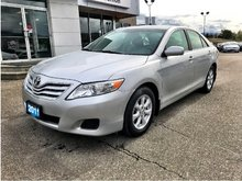 2011 Toyota Camry LE with WARRANTY
