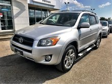 2012 Toyota RAV4 Sport with WARRANTY