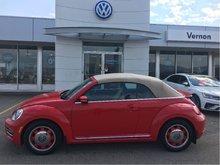 2018 Volkswagen Beetle Convertible 2.0 TSI