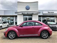 2017 Volkswagen Beetle 1.8 TSI Pink Edition