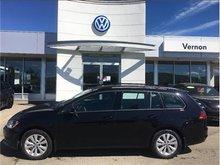 2017 Volkswagen GOLF SPORTWAGEN 1.8 TSI Trendline