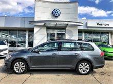 2017 Volkswagen Golf Sportwagon 1.8 TSI Trendline
