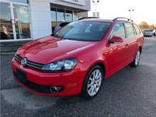 2014 Volkswagen Golf 2.0 TDI Wolfsburg Edition WITH WARRANTY