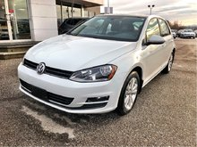 2017 Volkswagen Golf 1.8 TSI Comfortline