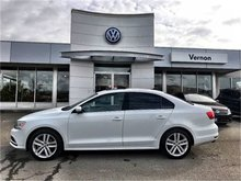 2015 Volkswagen Jetta 1.8 TSI Highline with WARRANTY