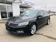 2017 Volkswagen Passat 1.8 TSI Highline with WARRANTY