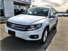 2015 Volkswagen Tiguan Special Edition with WARRANTY