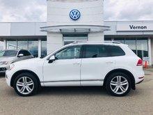 2013 Volkswagen Touareg Exec line  TDI