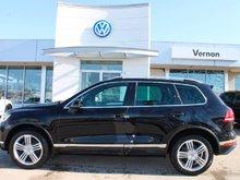 2017 Volkswagen Touareg 3.6L Execline