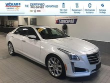 2015 Cadillac CTS AWD, NAVIGATION, LEATHER INTERIOR, REMOTE START, SUNROOF,  - $232.80 B/W