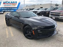 2019 Chevrolet Camaro 2SS  - Leather Seats - Sunroof