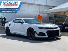 2019 Chevrolet Camaro ZL1  - Leather Seats