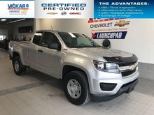 2015 Chevrolet Colorado RWD, EXTENDED CAB, SHORT BOX  - $144.46 B/W