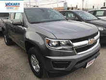 2018 Chevrolet Colorado Work Truck  - $204.58 B/W
